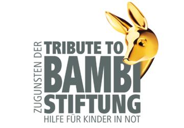 Die TRIBUTE TO BAMBI Stiftung hilft sozial schwachen Kindern und Jugendlichen in Deutschland