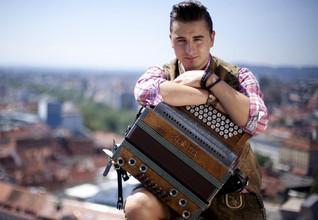 Andreas Gabalier - Österreichischer Sänger der volkstümlichen Musik