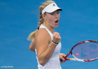 Angelique Kerber - Tennisspielerin und dreimalige Grand Slam-Siegerin