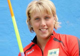 Christina Obergföll - Ehemalige Speerwerferin und Weltmeisterin