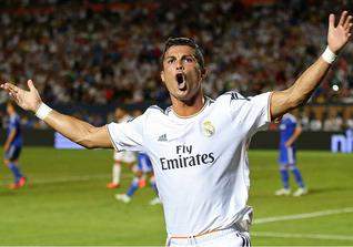 Cristiano Ronaldo - Portugiesischer Fußballspieler bei Juventus Turin, Europameister und Weltfußballer