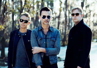 Depeche Mode - Britische Synth Rock-/Synthie Pop-Band