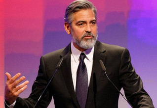 George Clooney - US-Schauspieler, Regisseur und Oscar-Preisträger