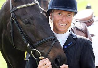Ingrid Klimke - Dressur- und Vielseitigkeitsreiterin, Welt- und Europameisterin sowie Olympiasiegerin