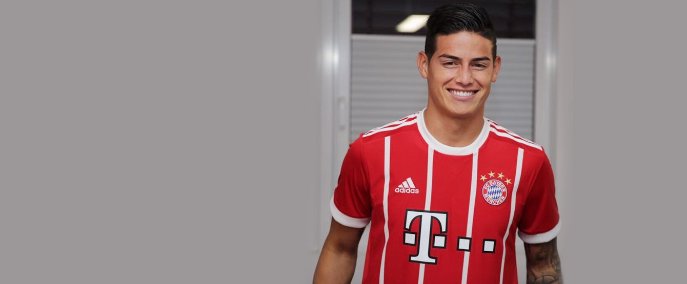 newest 1af90 4e975 James Rodriguez / United Charity - Auktionen für Kinder in Not