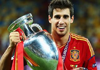 Javi Martinez - Spanischer Fußballspieler beim FC Bayern München, Welt- und Europameister
