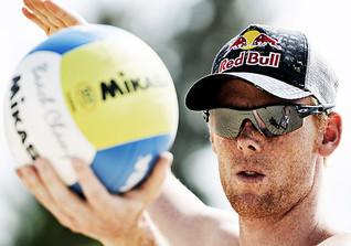 Jonas Reckermann - Ehemaliger Beachvolleyballspieler und Europameister