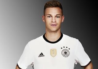 Joshua Kimmich - Fußball-Nationalspieler, aktuell bei FC Bayern München unter Vertrag