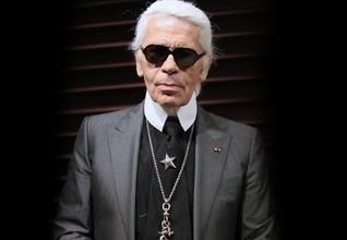 Karl Lagerfeld - Modeschöpfer, Fotograf und Kostümbildner
