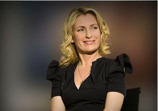 Maria Furtwängler, deutsche Schauspielerin und Ärztin