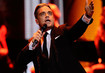 Robbie Williams, britischer Musiker und Entertainer, erhielt 17 BRIT Awards