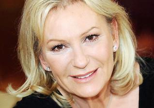Sabine Christiansen - Fernsehmoderatorin, Journalistin und Produzentin