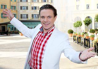 """Stefan Mross, Trompeter und Sänger, moderiert """"immer wieder sonntags"""""""