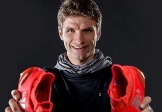 Thomas Müller - Fußballspieler beim FC Bayern München und Weltmeister