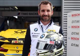 Timo Glock - Autorennfahrer und DTM-Pilot bei BMW
