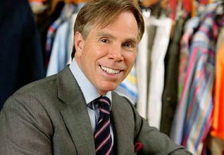 Tommy Hilfiger - US-Modedesigner