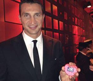Wladimir Klitschko - Profiboxer