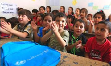 100 Lesehilfen für syrische Kids