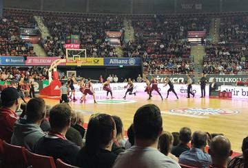 Live in der 1. Basketball-Bundesliga: FC Bayern gegen Gießen 46ers