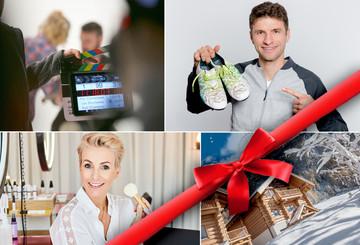 Die außergewöhnlichsten Weihnachtsgeschenke
