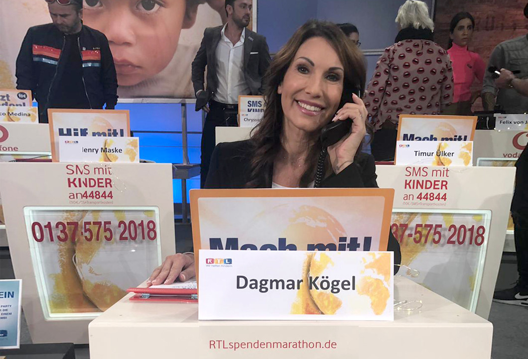 Wow! More than 170,000 euros for RTL - We help Children